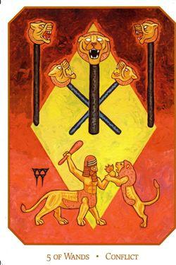 Babylonian Tarot