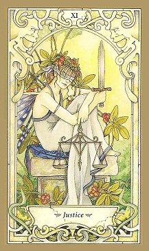 Mystical Fairy Tarot