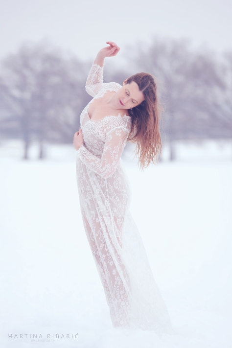 Winter Fairy - Martina Ribarić Photography